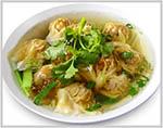 Chicken/ Vegetables/ Wonton