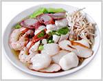 King Prawn Wonton/ Seafood Wonton/ Combination