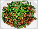 Pork Mince Green Bean 🌶 / Eggplant 🌶