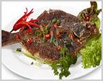 Salt & Spicy Flounder 🌶