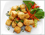 Salted & Spicy Tofu 🌶