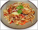 Shanghai Fried Noodles 🌶