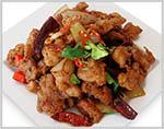 Spicy Chicken Nuggets 🌶