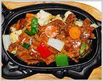 Steak Honey Black Pepper