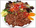 Beef Salad 🌶