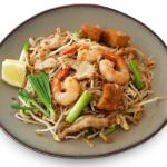Pat Thai Fried Noodles