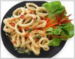 Salt & Spicy Calamari 🌶
