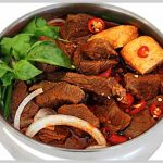 Spicy Beef (brisket or sliced) 🌶