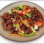Spicy Rainbow Beef